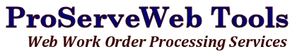 Pest Control Software - ProServeWeb Tools