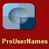 ProUserNames - Username and Password Manager